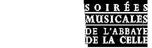 logo soirées musicales de l'abbaye de la celle Accueil logo 20151
